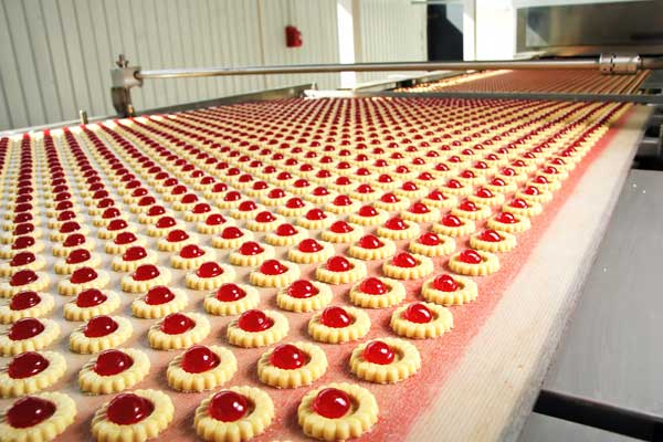 Biscuit Cookie Production Line Equipment