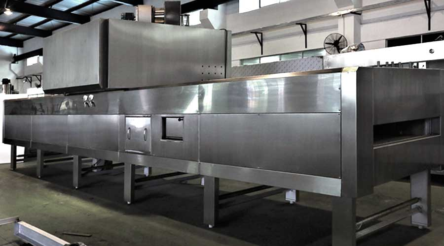 Indirect Heat Convection Oven