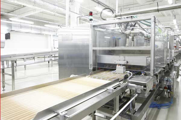 Industrial Bakery Automation Equipment