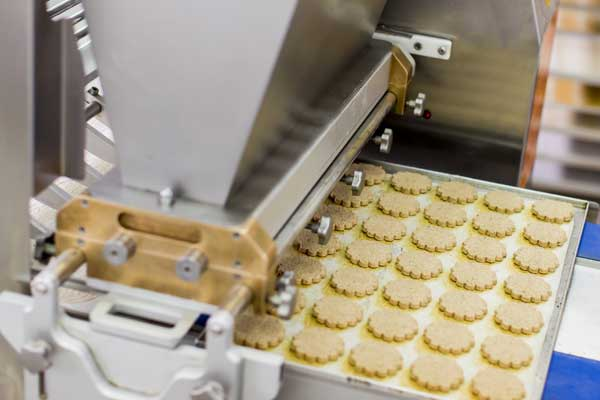 Commercial Industrial Cookie Machines