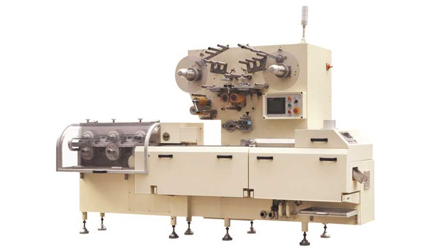 Cutting Pillow Wrapping Machine