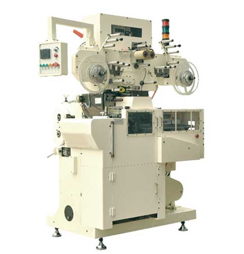 Cutting and Folding Wrapping Machine 1
