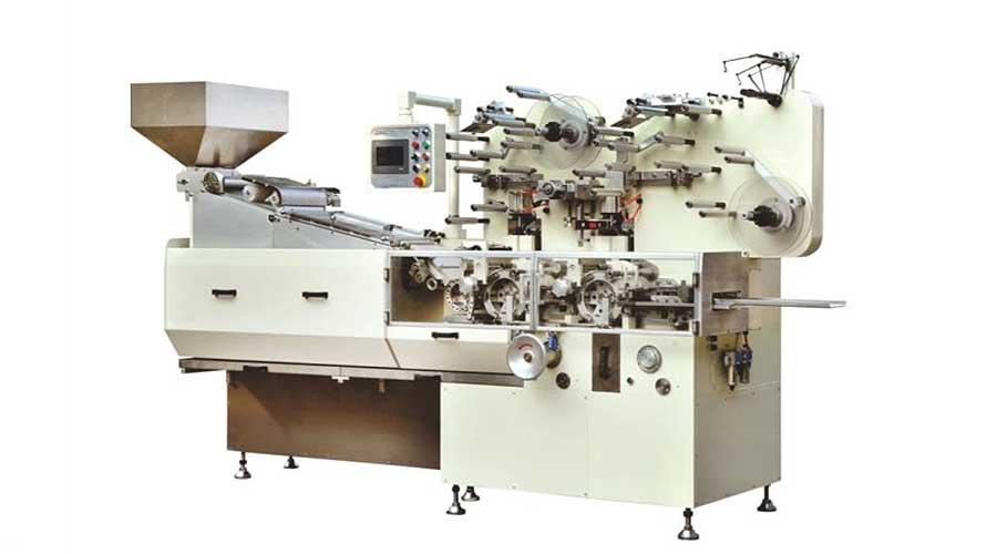 Stick Packing Machine For Chicklets