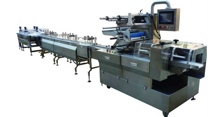 Smart Belt Packing Line