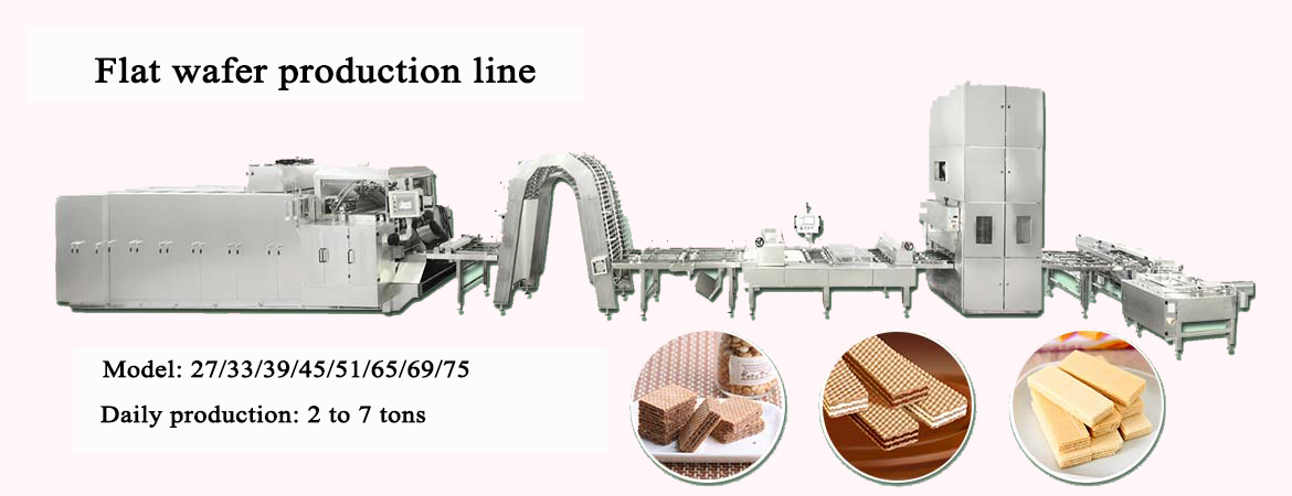 Flat Wafer Production Line