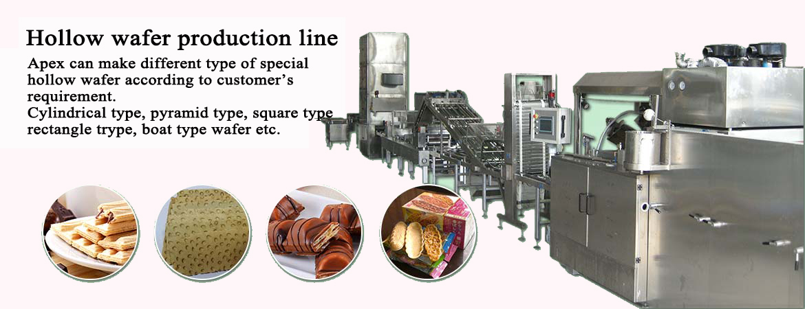 Hollow Wafer Production Line